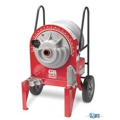 GARDNER BENDER B2555. Electrical Conduit Bender Capacity 1/2 to 2 In. Rigid Rigid Aluminium IMC EMT PVC-Coated Rigid Conduit Voltage 110/115 20 Amps 2400 Watts 60 Cycle Receptacle Type 20 Amp Plug Cord Length 6 Ft.Operating Temp. (F) 0 to 100 Width 44 In.Depth 27 In.Height 30 In.Operating Position Vertical Steel and Aluminium Construction Wheel Type Solid Wheel Dia. 12 In.Features Up To 180 Deg One-Shot Bends Detachable Handle Application Conduit Bending