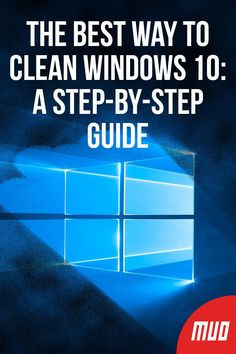 The Best Way to Clean Windows A Step-by-Step Guide --- Over time, every Windows installation builds up junk that takes up space and wastes resources. We all forget to perform regular maintenance, so often the problem comes from old files and programs. Life Hacks Computer, Computer Diy, Computer Basics, Technology Hacks, Computer Technology, Computer Science, How To Clean Computer, Windows 10 Hacks, Computer Troubleshooting