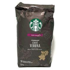 コストコでスタバのコーヒー豆を買いました! 『STARBUCKS カフェ ベロナ1.13kg(豆)』です! お値段「税込2398円」でした! STARBUCKS カフェ ベロナ1.13kg(豆) 袋を見ると、 「CAFE […] Dark Roast, Costco, Starbucks, Beans, Coffee, Drinks, Kaffee, Drinking, Beverages