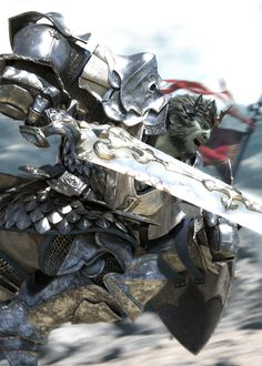 Final Fantasy XIV: A Realm Reborn Screen