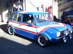 1970 mini 1275 gt   Retro Rides