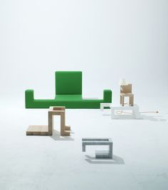 Yoga Chairs by Lucas Maassen