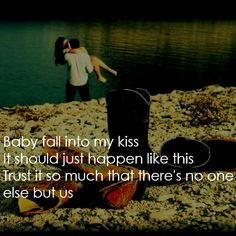 George Strait <3 Our song! Derek grabbed me and started slow dancing with me in the kitchen one night and this was the song that was playing!!!