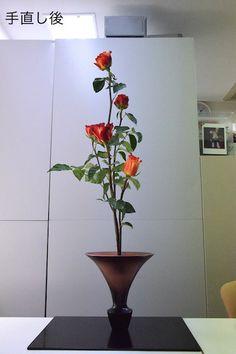 ケニアの薔薇 アトミック (手直し後)