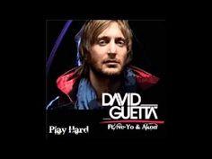 David Guetta - Play hard - YouTube