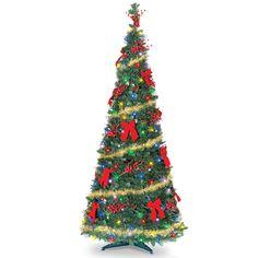 cd5d17c286c Christmas Trees. Fraser FirCool Christmas TreesChristmas HolidaysHammacher  SchlemmerTis The ...