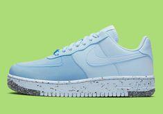 Air Force 1, Nike Air Force, Sneaker Art, Sneakers Nike, Pairs, Blue, Shoes, Nike Tennis, Zapatos