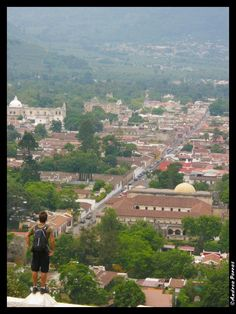 Cerro la Cruz, Antigua Guatemala