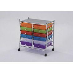 ACME Furniture Palash 12-Drawer Storage Chest