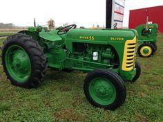 Oliver Model Super 55