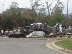 Tuscaloosa Tornado Damage -- April 2011 (DR1971) | Flickr - Photo Sharing!