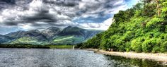 The Lake District (Derwent Water) HDR