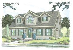 Westfield by Simplex Modular Homes Cape Cod Floorplan