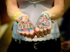 Tatuajes con significado de familia Más