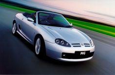 2005 MG TF - UK Best-Seller