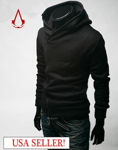 I don't know anything about Assassins Creed. I just like this hoodie