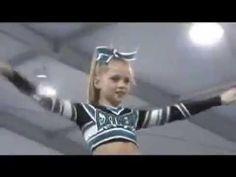 Cheer Extreme Erica
