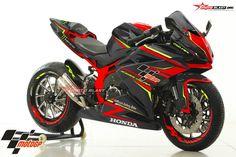 Cbr 250 Rr, Honda Fireblade, Yamaha Cafe Racer, Chopper, Custom Sport Bikes, Motosport, Moto Bike, Sportbikes, Honda Motorcycles