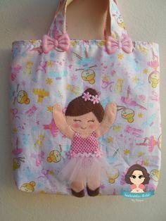Bolsa Infantil   Isadorartes Ateliê   Elo7