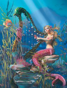 Fantasy — Marjorie Sarnat Design & Illustration