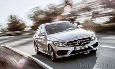 Рестайлинговый седан Mercedes-Benz C-класса (Мерседес-Бенц С-класса 2015)