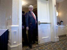 27 #prezpix #prezpixng election 2012 candidate: Newt Gingrich publication: abc news photographer: AP Photo publication date: 3/6/12