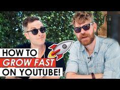 """Eric Bandholz from """"BeardBrand"""" shares tips on how to grow fast on YouTube, find collaborations and come up with good video ideas! ***** Download the Free … source"""