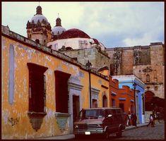 Oaxaca, Mexico lindo y querido...