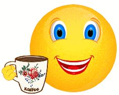 Smiley – Kaffee 5