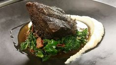 A wonderful fall recipe for every meat lover: Pumpkin Spice Rubbed Braised Short Ribs #theTavernonBroadway