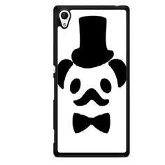 Hat Panda TATUM-5183 Sony Phonecase Cover For Xperia Z1, Xperia Z2, Xperia Z3, Xperia Z4, Xperia Z5