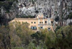 Il santuario di Santa Rosalia a Palermo