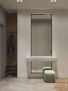 Goodhouse on Behance Home Room Design, Home Interior Design, Living Room Designs, Living Room Decor, House Design, Home Entrance Decor, House Entrance, Home Decor, Flur Design