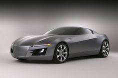 Acura Advanced Sports Car Concept (2007)