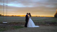 Audrey & Bryan's Fall Alturia Farm wedding was amazingly beautiful in every way! Thank you Yeattes Productions! #rvaweddings #richmondweddings #alturiafarm