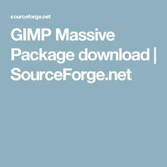 GIMP Massive Package download | SourceForge.net