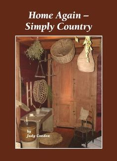 Home Again - Simply Country Judy Condon Book No Reserve
