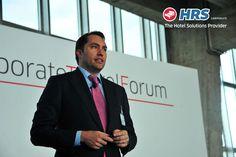 Tobias Ragge, CEO di HRS al CTF15