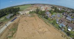Henge Discovered in England - SITTINGBOURNE, ENGLAND—Archaeologists excavating an area slated for development in North Kent have uncovered a 6,000-year-old Neolithic henge, reports the Canterbury Times.