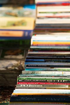 second hand books 5.jpg | David Henderson Photography
