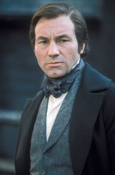 Tagged with awesome, patrick stewart; Patrick Stewart w/ hair, 1975 Patrick Stewart With Hair, Young Patrick Stewart, Akira, Theater, John Thornton, Star Trek Universe, North South, New Poster, Actresses