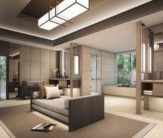 Waldorf Astoria Bali - Bali - Interiors - SCDA