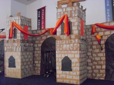 tammycookblogsbooks: VBS Vacation Bible School Ideas For Medieval and Castle Themes