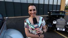 Millena Machado, do programa Auto Esporte (Foto: Divulgação)