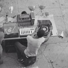 vnylst djing in the past