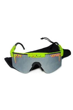 Pre-Order - The Chernobyls Pit Viper Sunglasses - Delivery August 2017