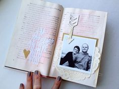 altered book by cinback