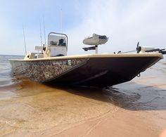 BACKWATER BOATWORKS Sport Jet Aluminum boats