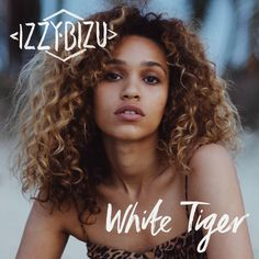 Play full-length songs from White Tiger (Single Version) by Izzy Bizu on your phone, computer and home audio system with Napster Curly Hair Styles, Natural Hair Styles, Remix Music, Heart Songs, Natural Curls, Tiger, Music Lovers, Cut And Color, Hair Inspo