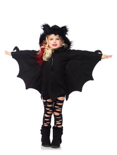 Girl's Cozy Bat Costume - Disney Junior Costumes for Babies, Infants & Toddlers